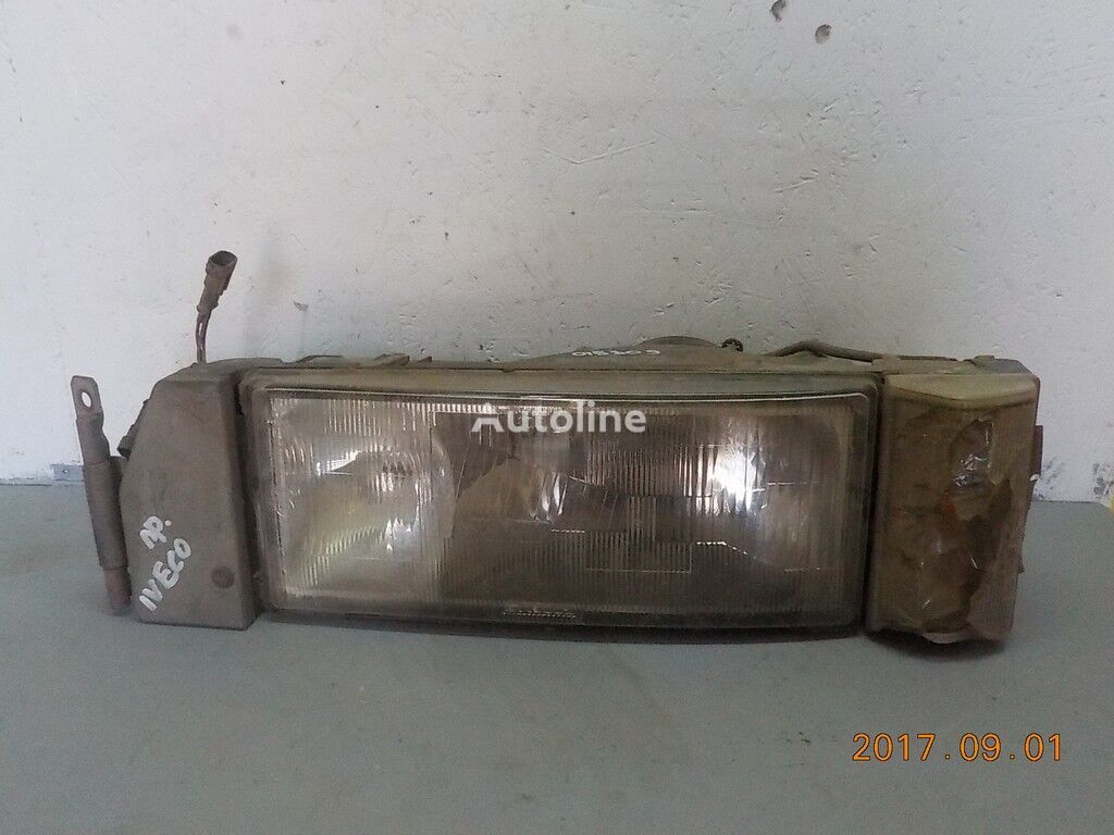 headlight for IVECO truck