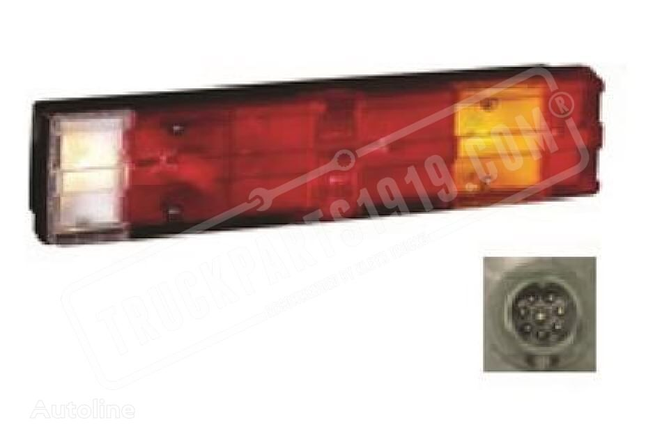 new DT (A0035445603) headlight for truck