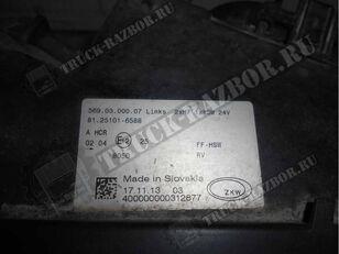 MAN (81.25101.6588) headlight for MAN L tractor unit