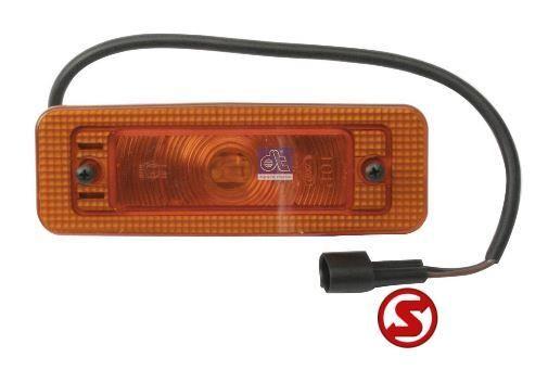 MAN Occ richtingaanwijzer Man F2000 (81253206087) headlight for truck