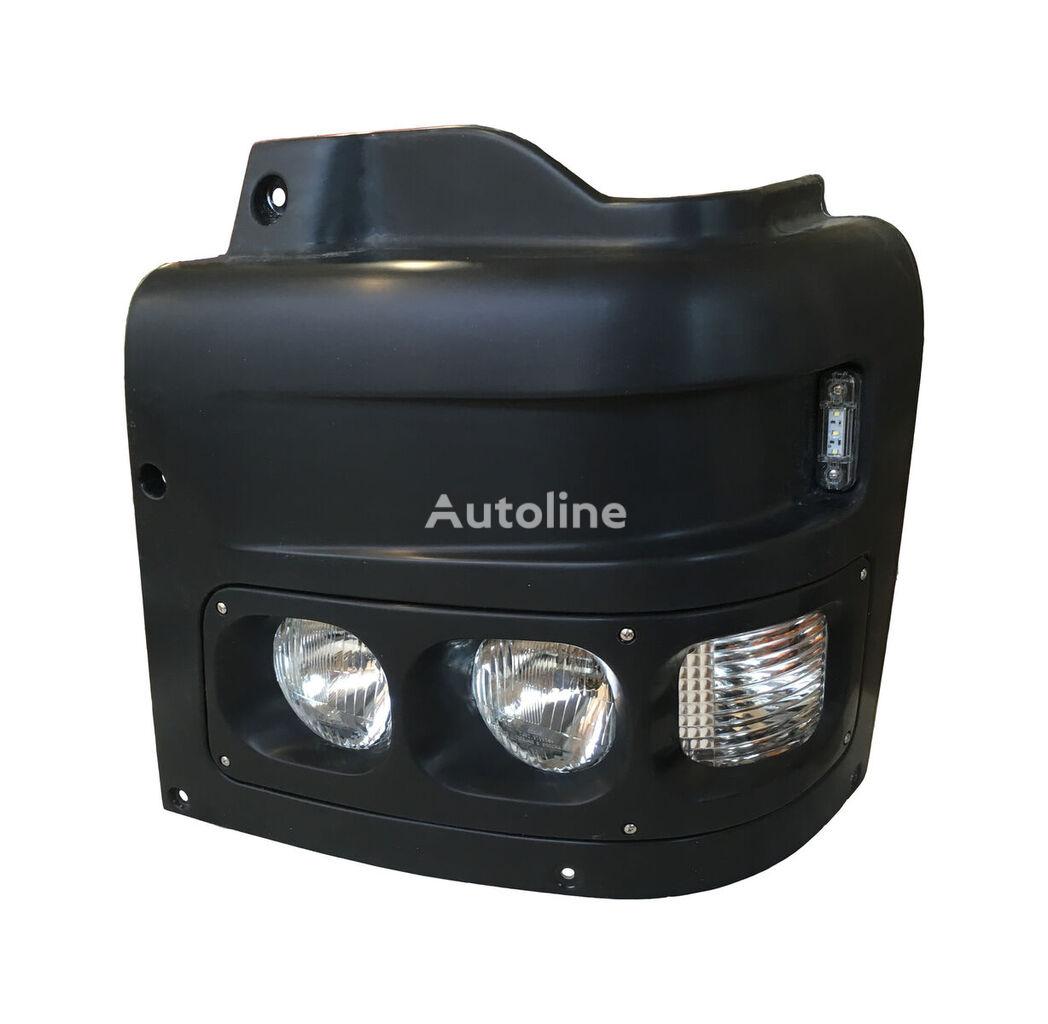new headlight for MAZ truck