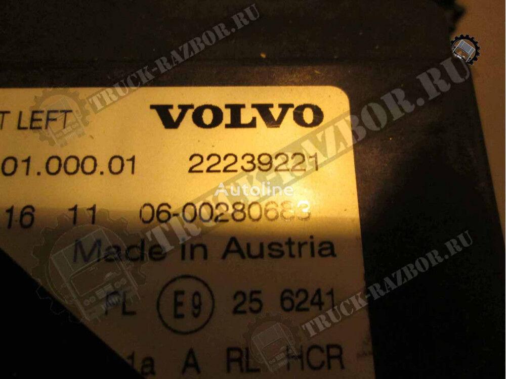 VOLVO (22239221) headlight for VOLVO L tractor unit