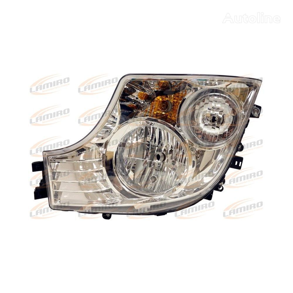new W/O day lamp headlight for MERCEDES-BENZ ACTROS MP4 CLASSIC SPACE (2012-) truck