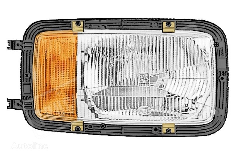 new HELLA DT headlight for truck