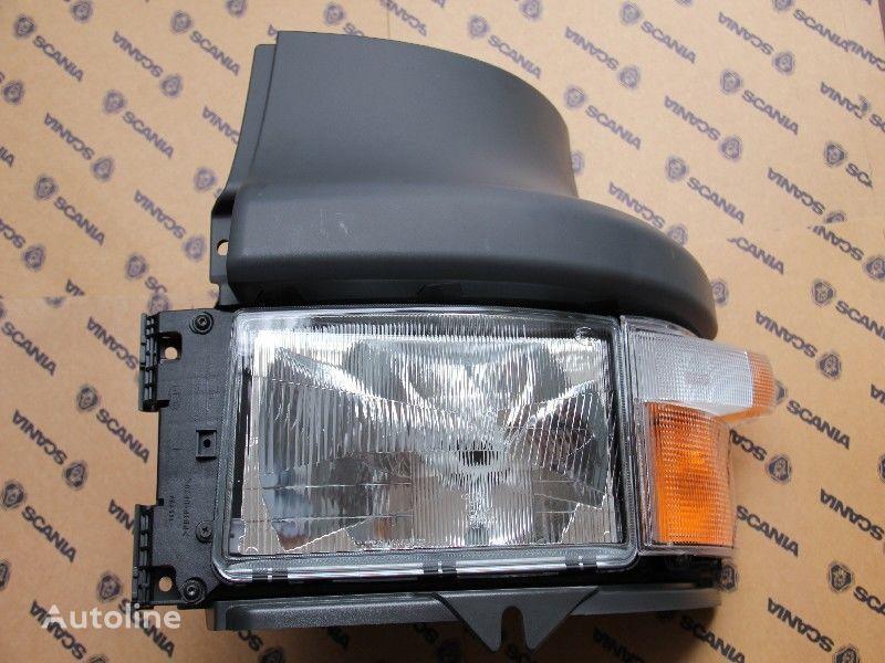 new SCANIA Przedni z gniazdem headlight for SCANIA SERIE  R  tractor unit
