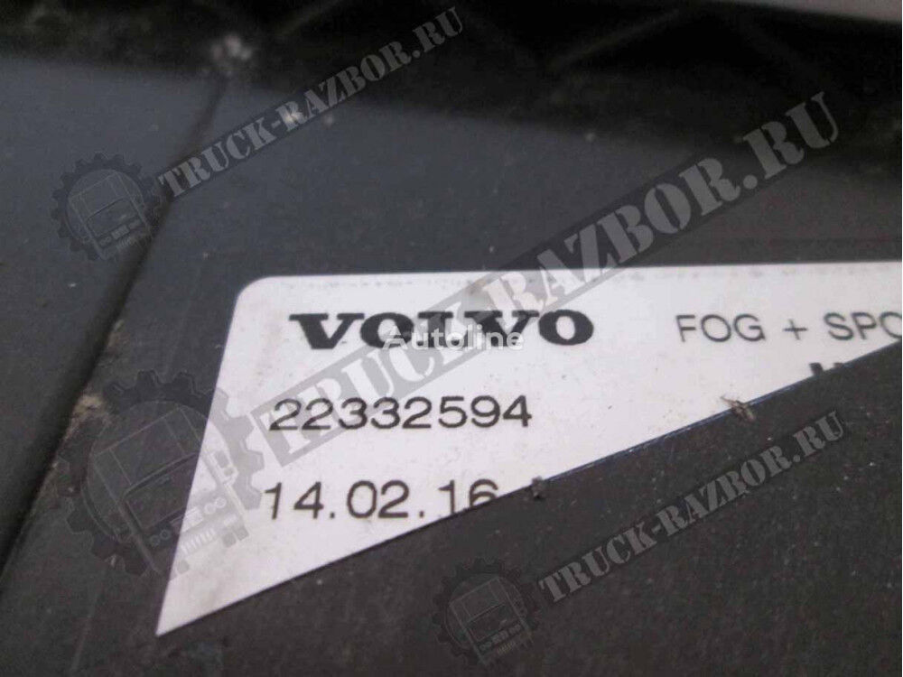 VOLVO protivotumannaya headlight for VOLVO R   tractor unit