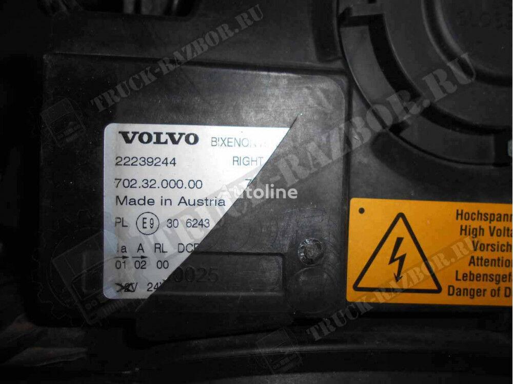(ksenon) headlight for VOLVO R   tractor unit
