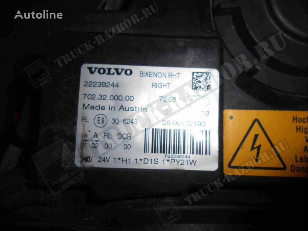 (ksenon), R headlight for VOLVO tractor unit