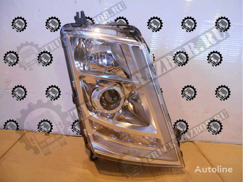 ksenon Volvo headlight for tractor unit