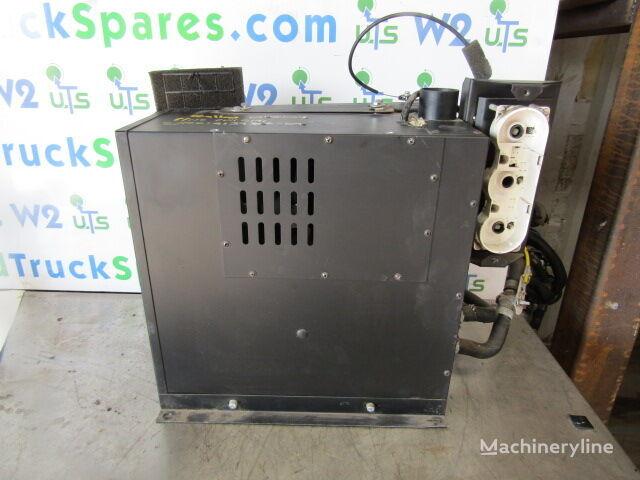 SCHMIDT GALLAY PVH5191 MATRIX (CAB) heater radiator for SCHMIDT SWINGO road cleaning equipment