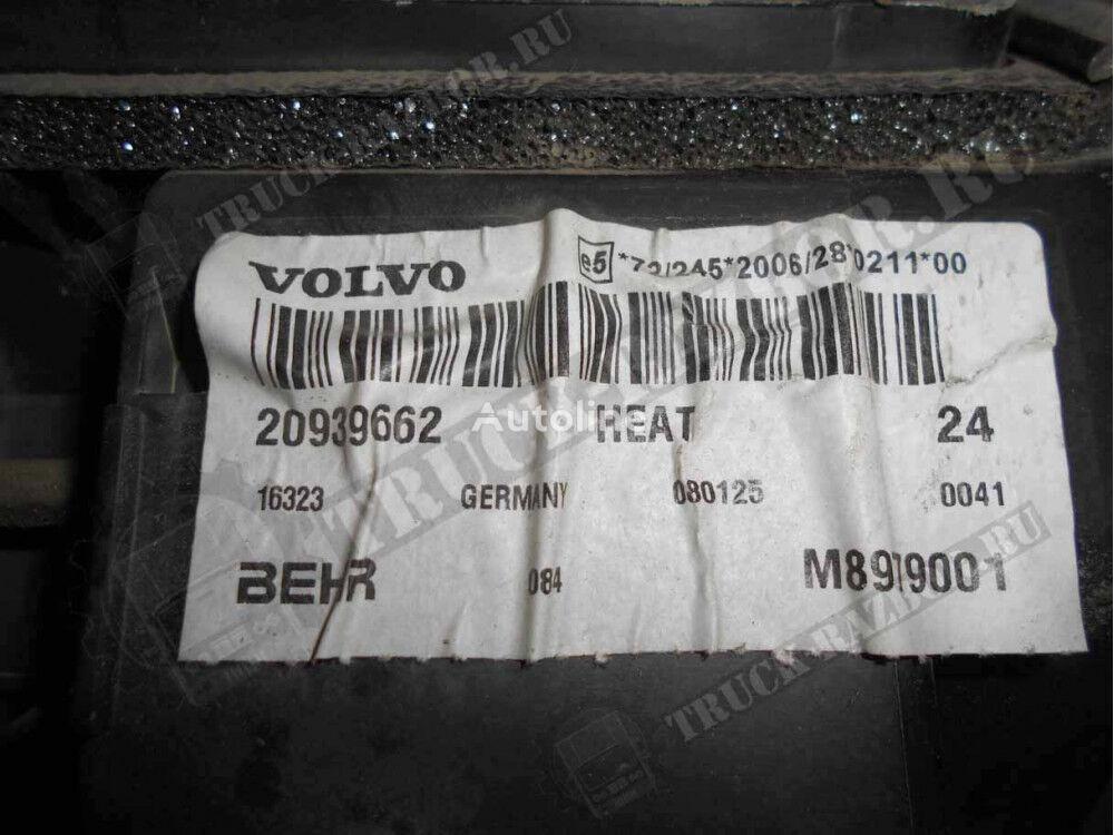 pechka salonnaya (20939662) heater radiator for VOLVO tractor unit