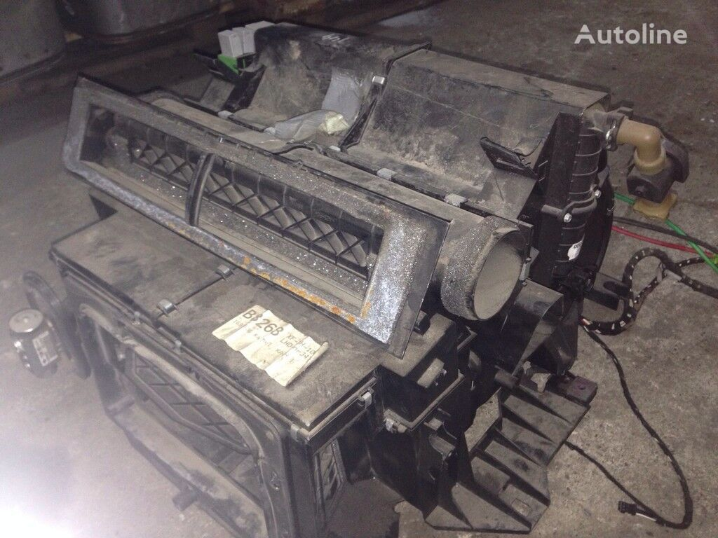 DAF heater for truck