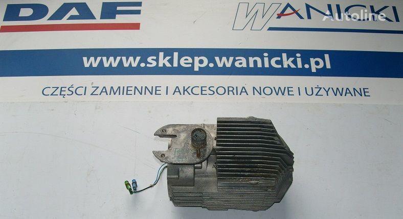 OBUDOWA PALNIKA,WYMIENNIK CIEPŁA EBERSPACHER D4S,Heat exchanger, auxiliary heater heater for DAF XF 95, XF 105 tractor unit