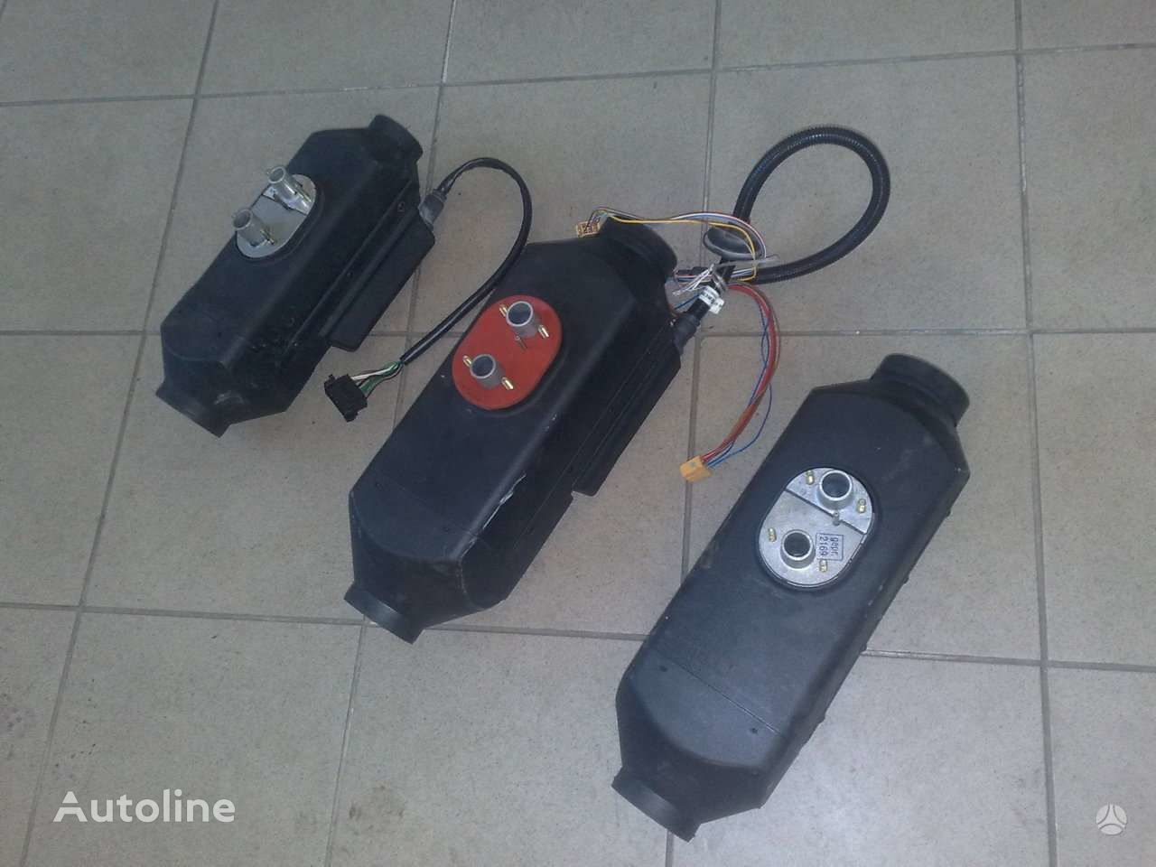 EBERSPACHER heater for tractor unit
