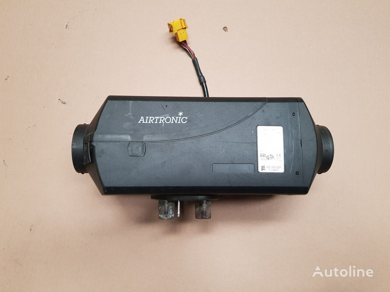 EBERSPACHER AIRTRONIC D4 heater for SCANIA R tractor unit