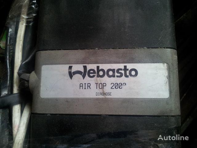 heater for MERCEDES-BENZ