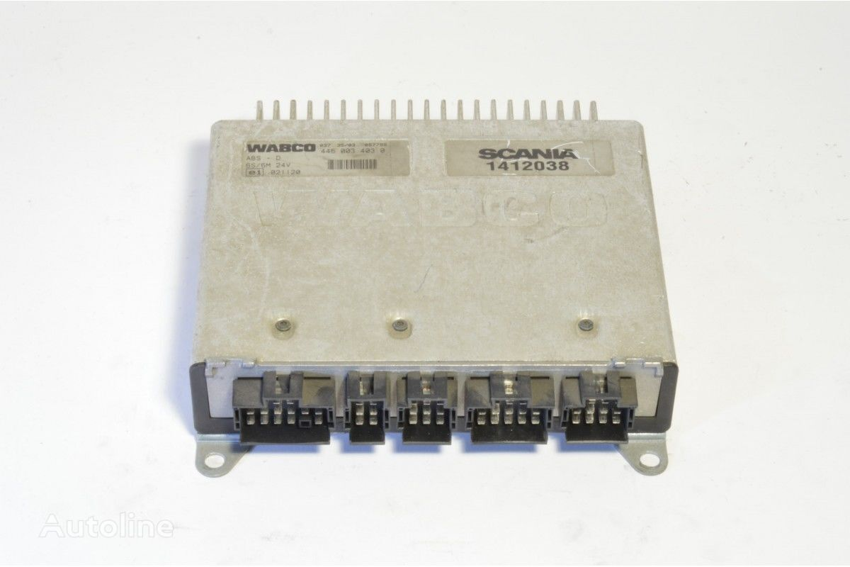 WABCO 446 003 403 0 heater for tractor unit