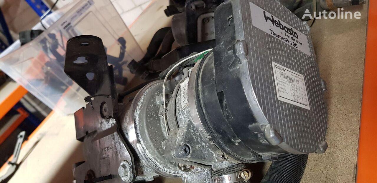 Webasto warm water heater heater for MERCEDES-BENZ Actros MP4 EURO5, EURO6 tractor unit