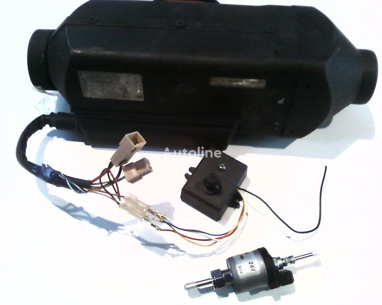 Avtonomnyy atopitel heater for tractor unit
