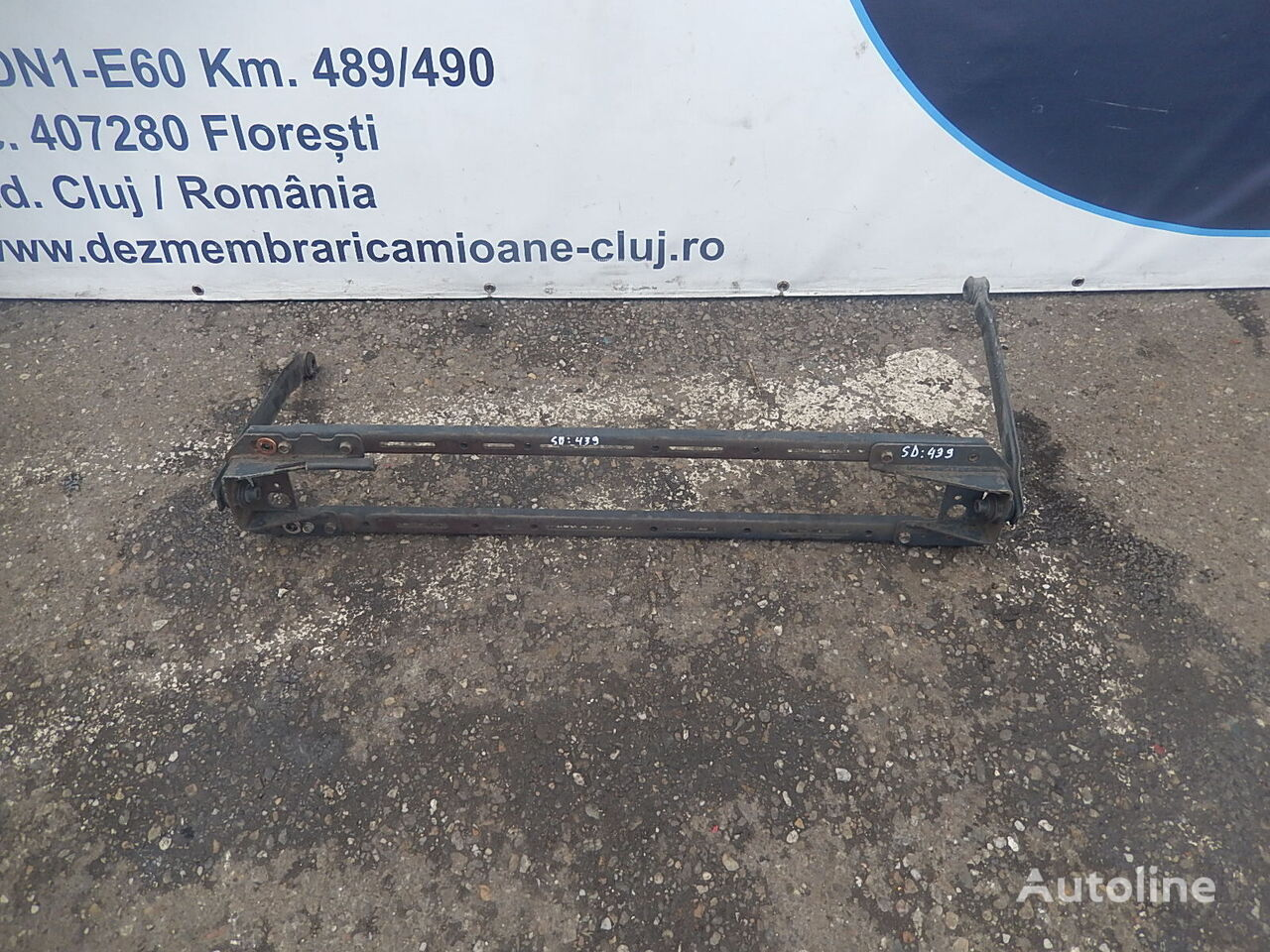 SCANIA holder for SCANIA tractor unit