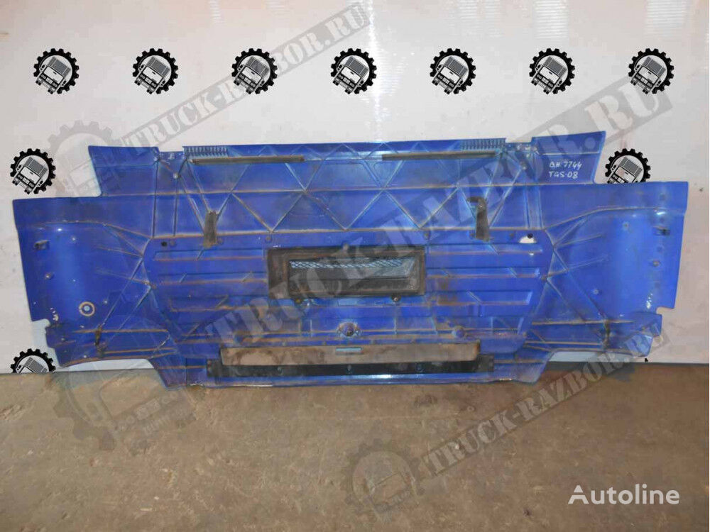 hood for MAN tractor unit