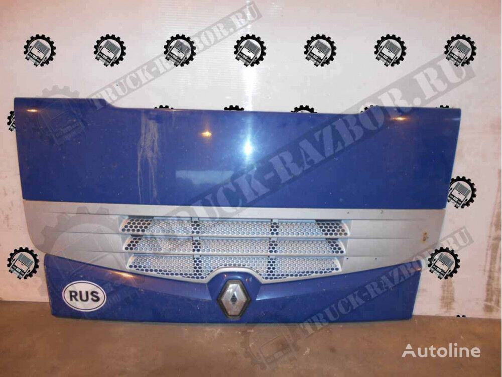 hood for RENAULT tractor unit