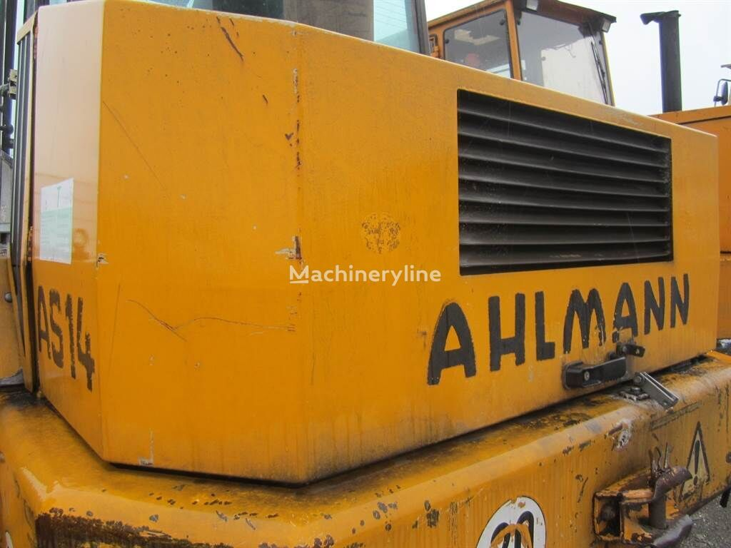 AHLMANN AZ14 hood for AHLMANN AZ14 wheel loader