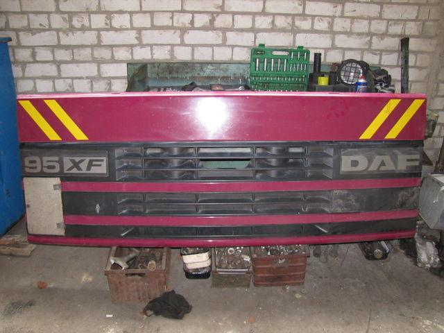 DAF hood for DAF 95 XF tractor unit