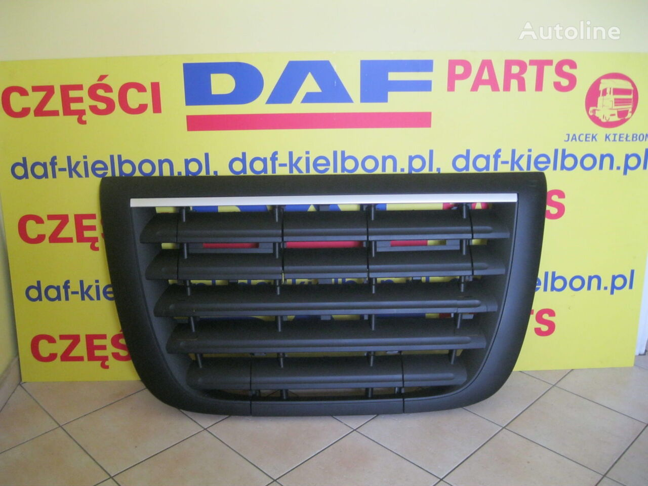 new DAF GRILL hood for DAF XF 105 tractor unit
