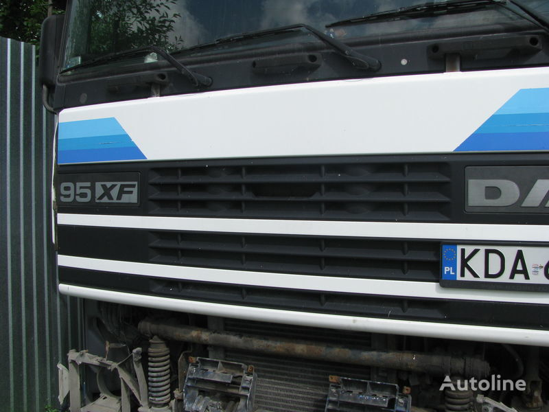 hood for DAF XF, CF tractor unit