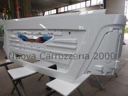 MAN Mascherina, paraurti e parafango CAMION hood for MAN TGX tractor unit