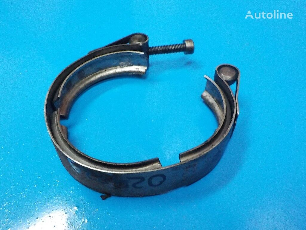 hose clamp for MAN tractor unit
