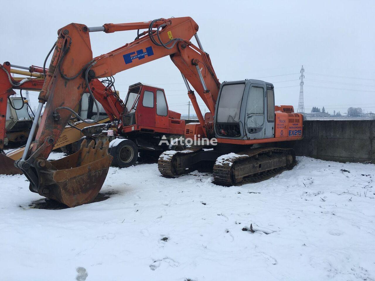 hydraulic cylinder for FIAT-HITACHI EX 215 mini excavator