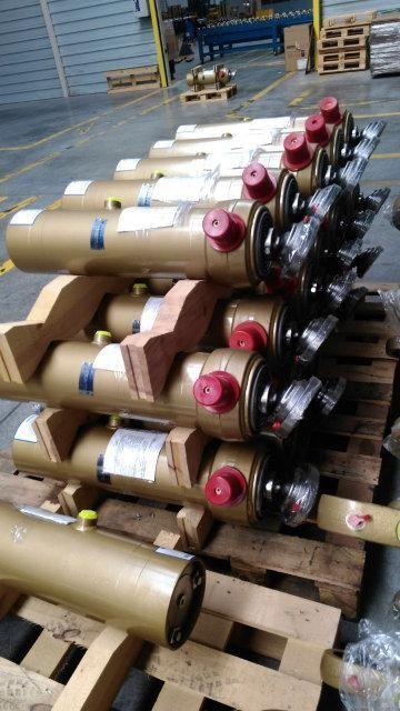 new 5-ti shtokovyy, frontalnyy Hidromas hydraulic cylinder for trailer