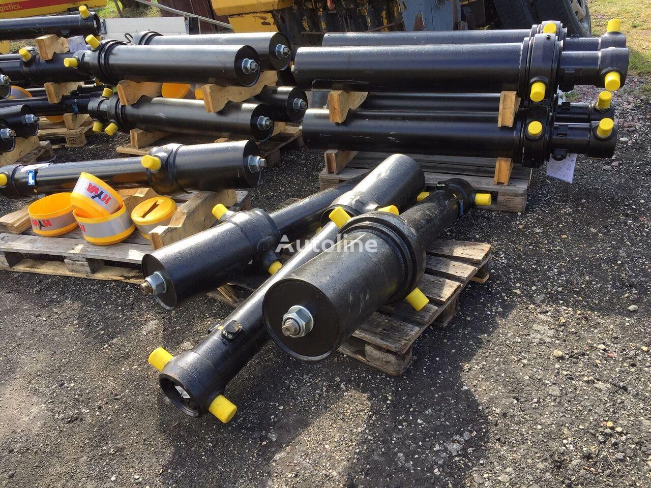new BODEX HYVA hydraulic cylinder for BODEX semi-trailer