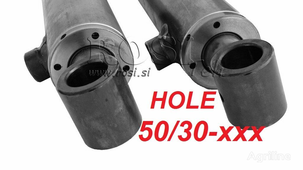 new HOLE Piston hydraulic cylinder for tractor