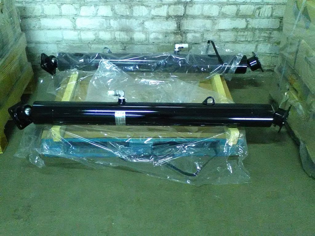 KAMAZ hydraulic cylinder for KAMAZ 65-111 truck