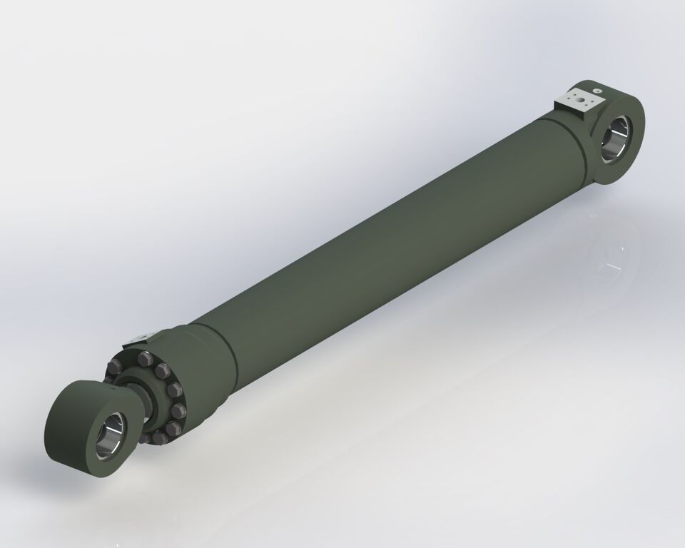 new LIEBHERR BOOM / ARM / BUCKET hydraulic cylinder for LIEBHERR R9400 excavator
