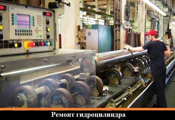 remont, vosstanovlenie gidrocilindra Liebherr. hydraulic cylinder for LIEBHERR avtokran, ekskavator, kran. mobile crane
