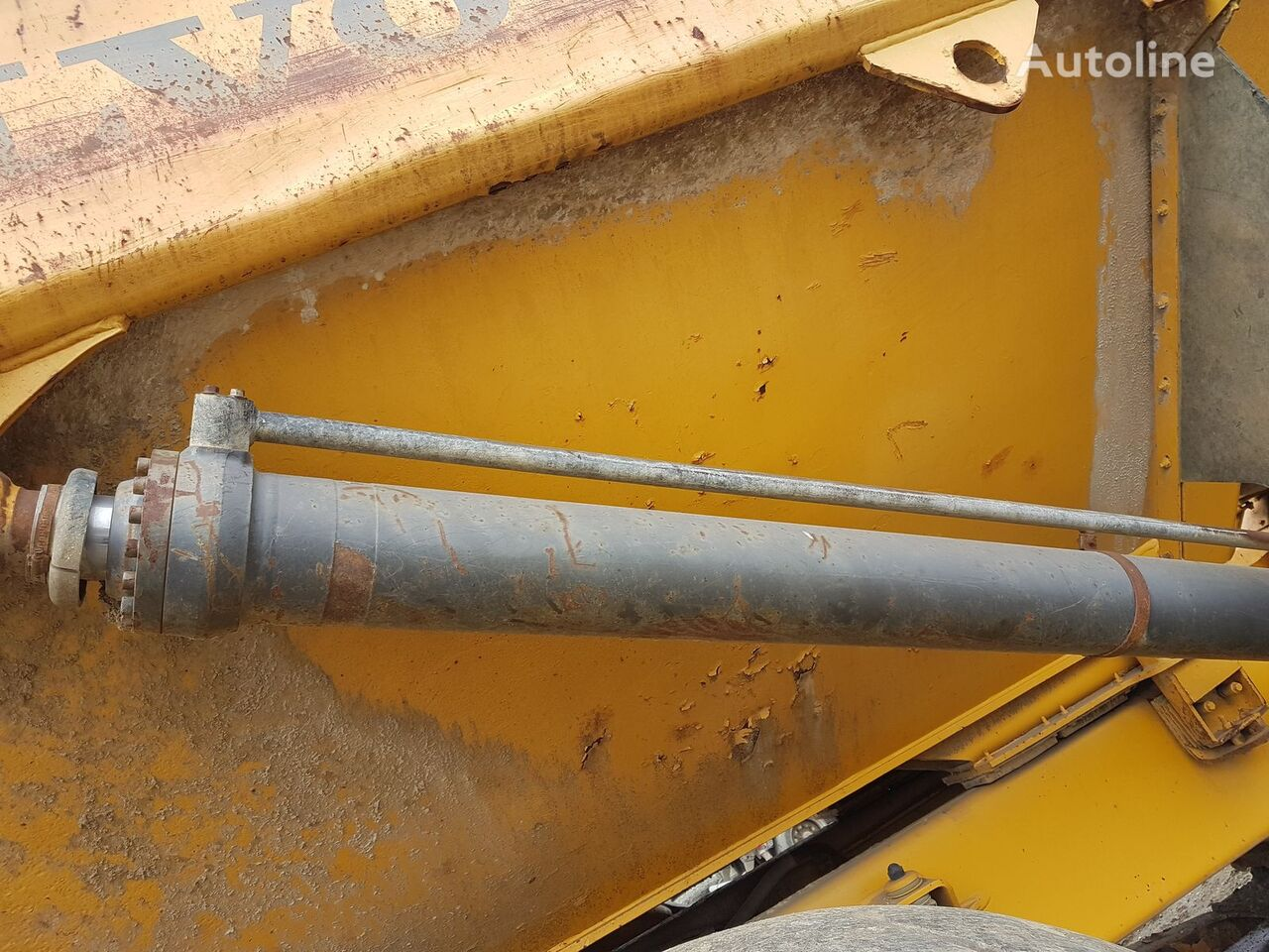 VOLVO hydraulic cylinder for VOLVO A40 articulated dump truck