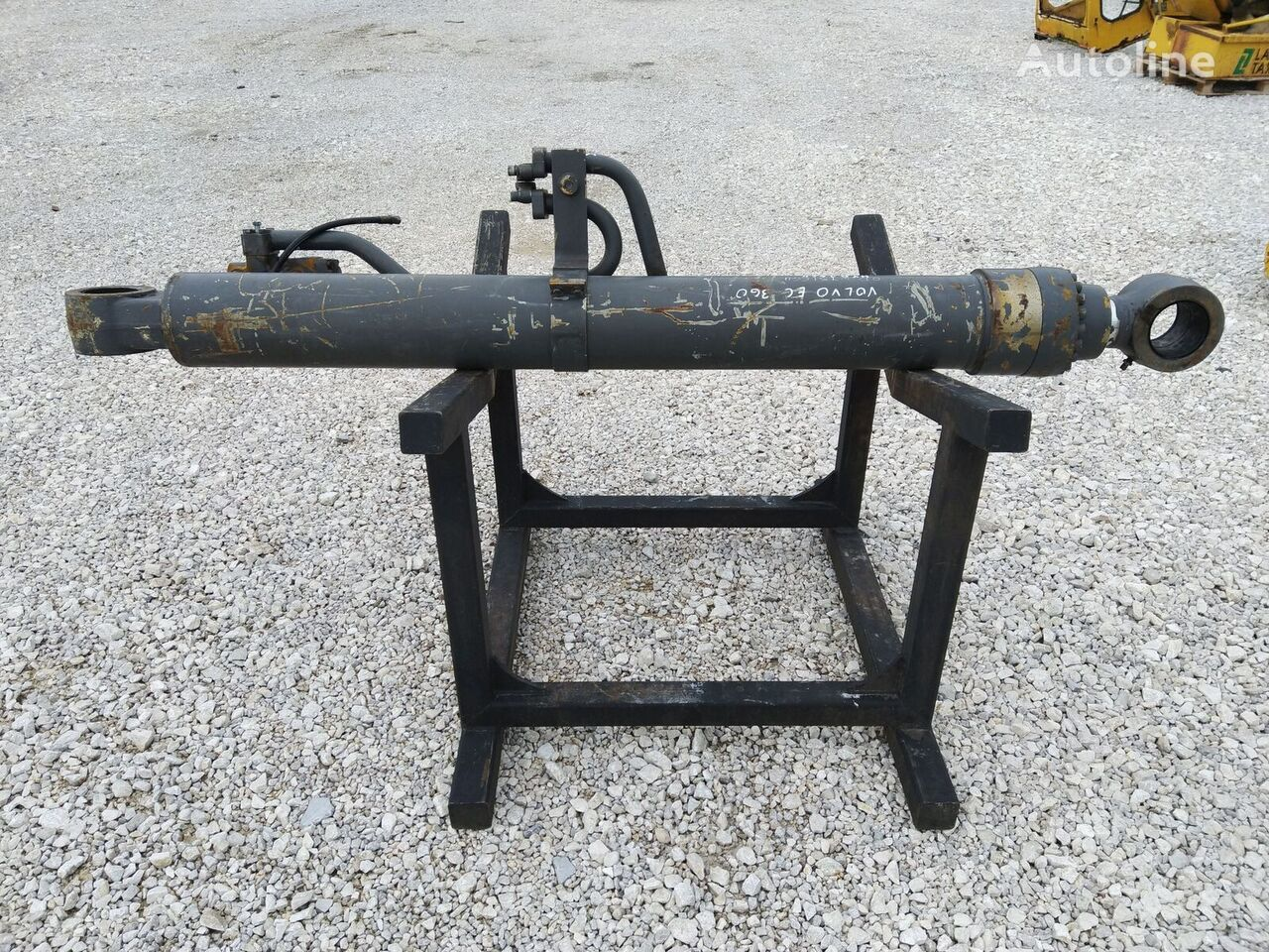 Stellantrieb Parts Teile hydraulic cylinder for VOLVO EC 360 290 300 340 380 390 460 [D-216 S-110 S-100 T-105]  excavator