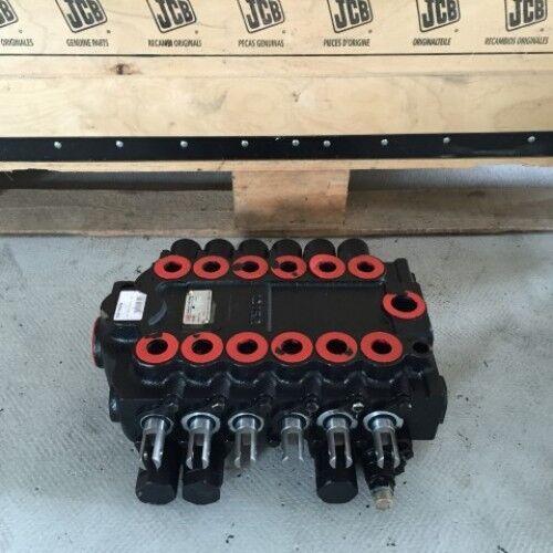 new hydraulic distributor for JCB 3CX , 4SH backhoe loader