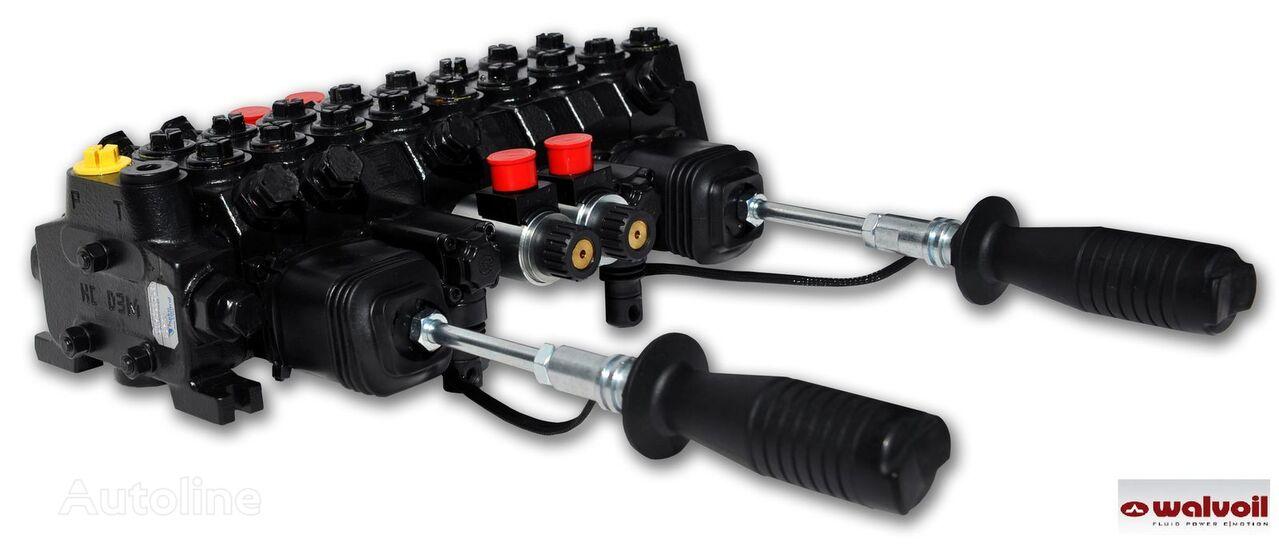 new 7-mi i 8-mi sekcionnye WALVOIL hydraulic distributor for loader crane