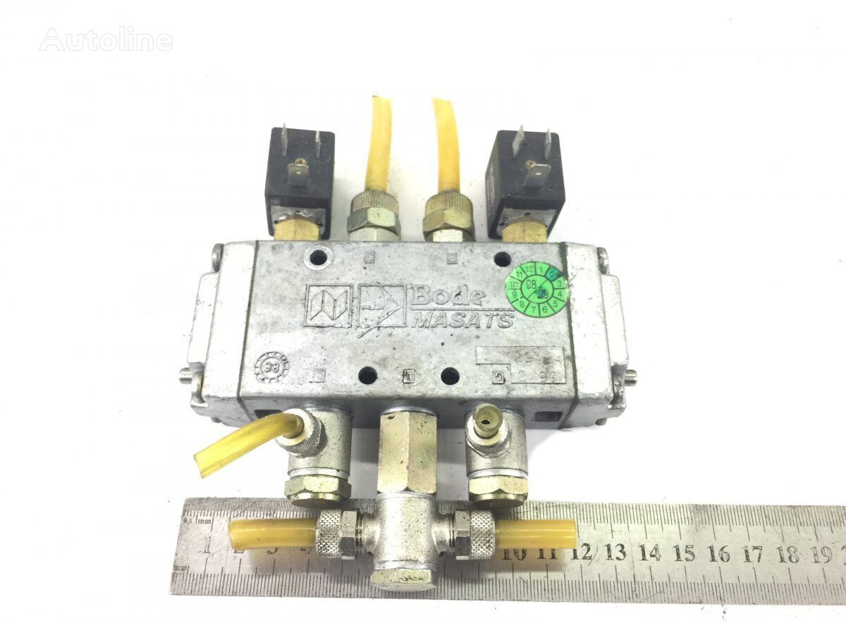 BODE (22129A24) hydraulic distributor for SCANIA 4-series 94/114/124 bus (1995-2005) bus