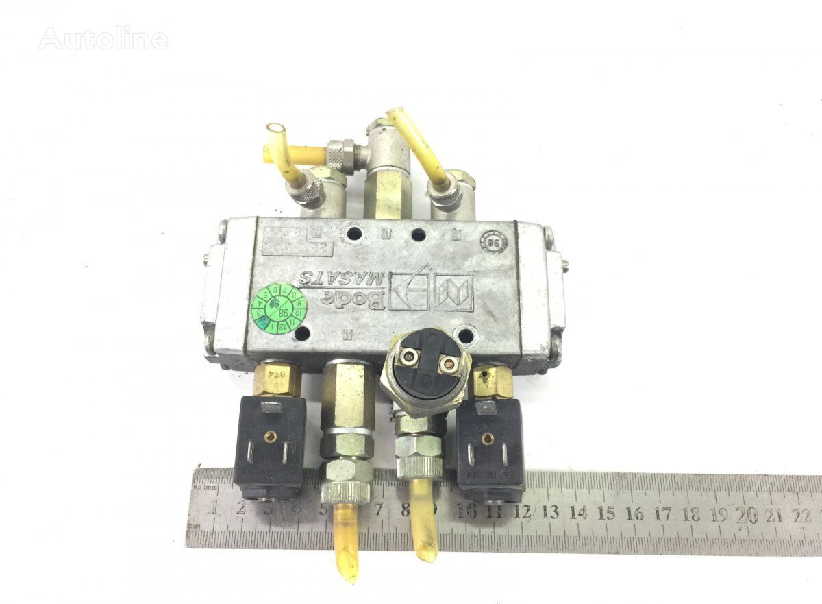 BODE (01.96-12.06) (22129A24) hydraulic distributor for SCANIA 4-series 94/114/124 bus (1995-2005) bus