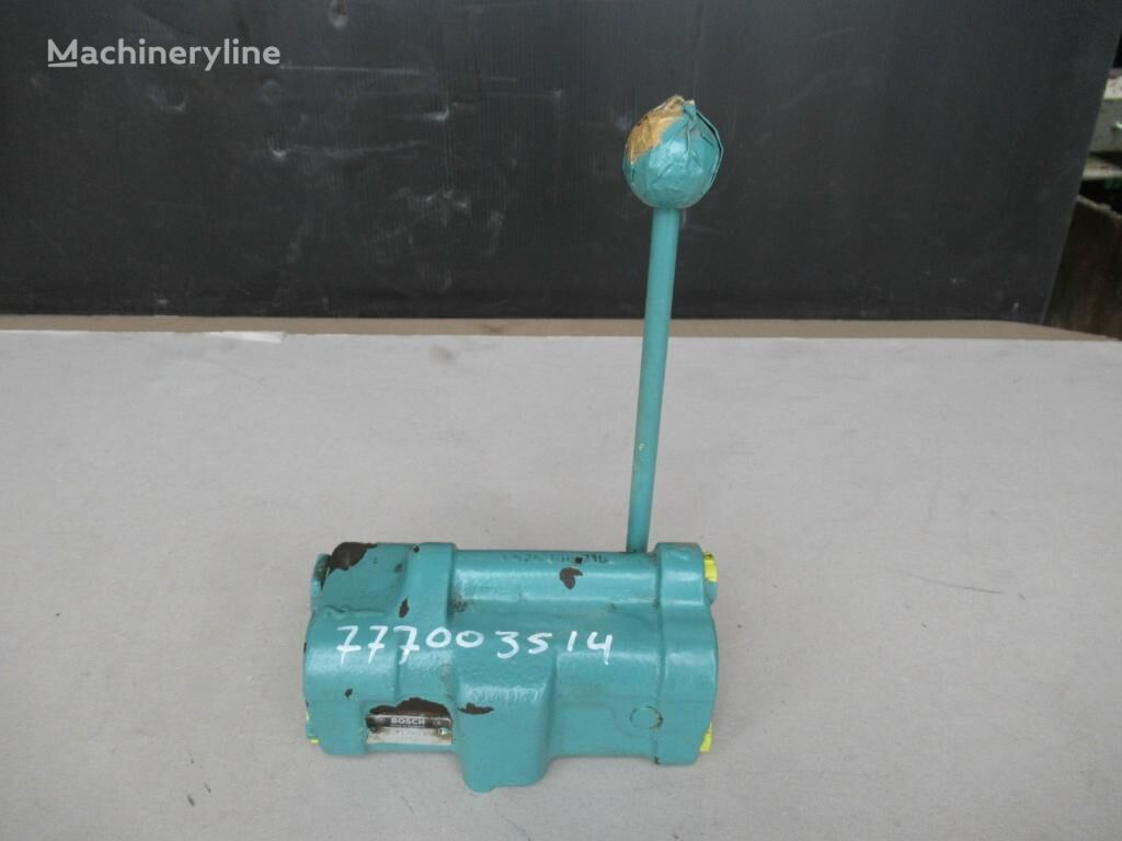BOSCH 0 521 200 058 hydraulic distributor for excavator