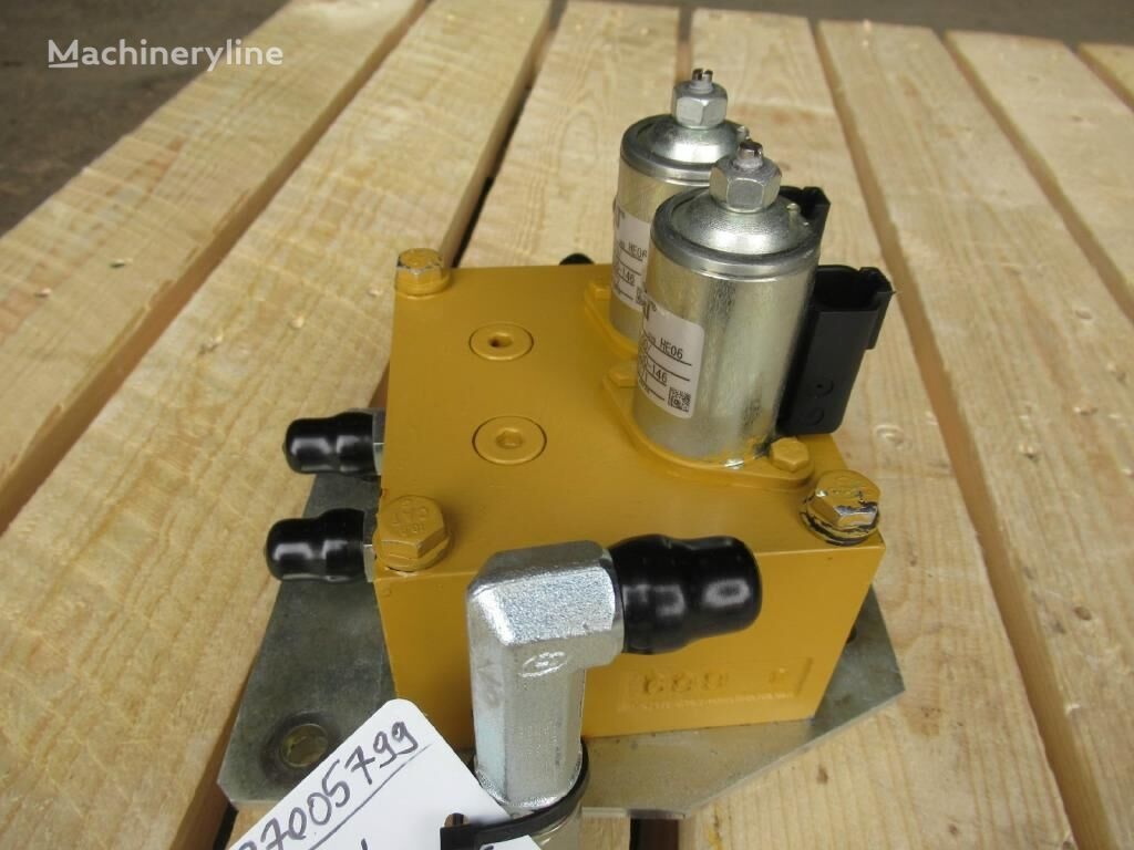 CATERPILLAR VBCT-158A-D hydraulic distributor for excavator