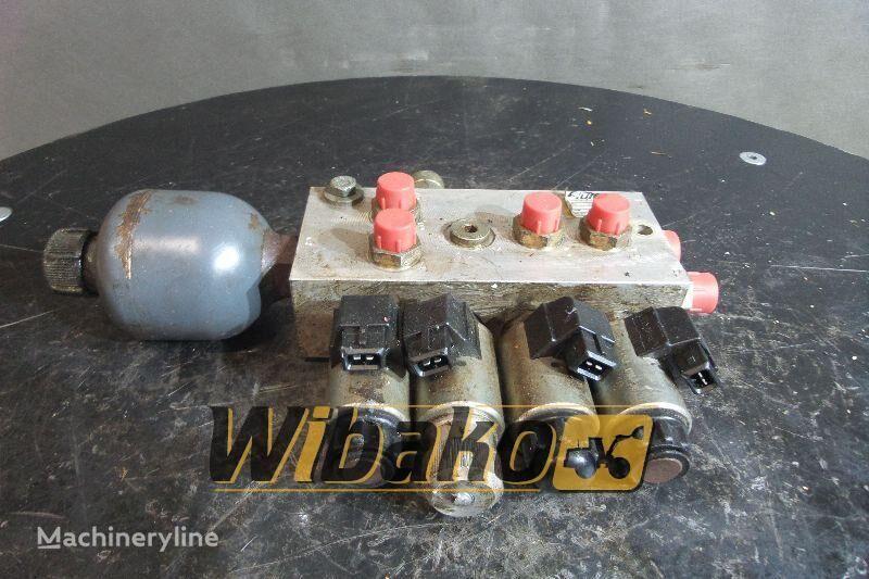 Flutec 3092610 hydraulic distributor for CASE WX145 excavator