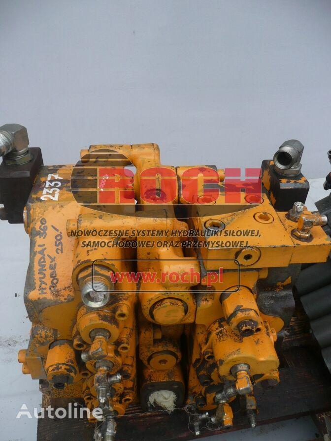 HYUNDAI Robex 360 hydraulic distributor for excavator