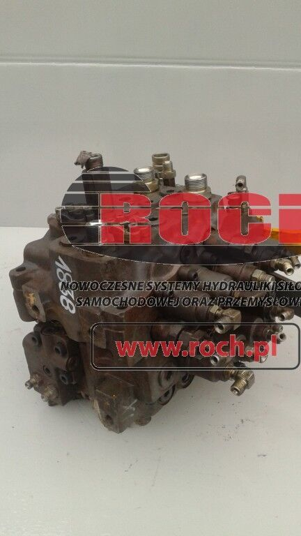 JCB OCUK 1463A KNJ 22807-4 WE3-983 hydraulic distributor for excavator